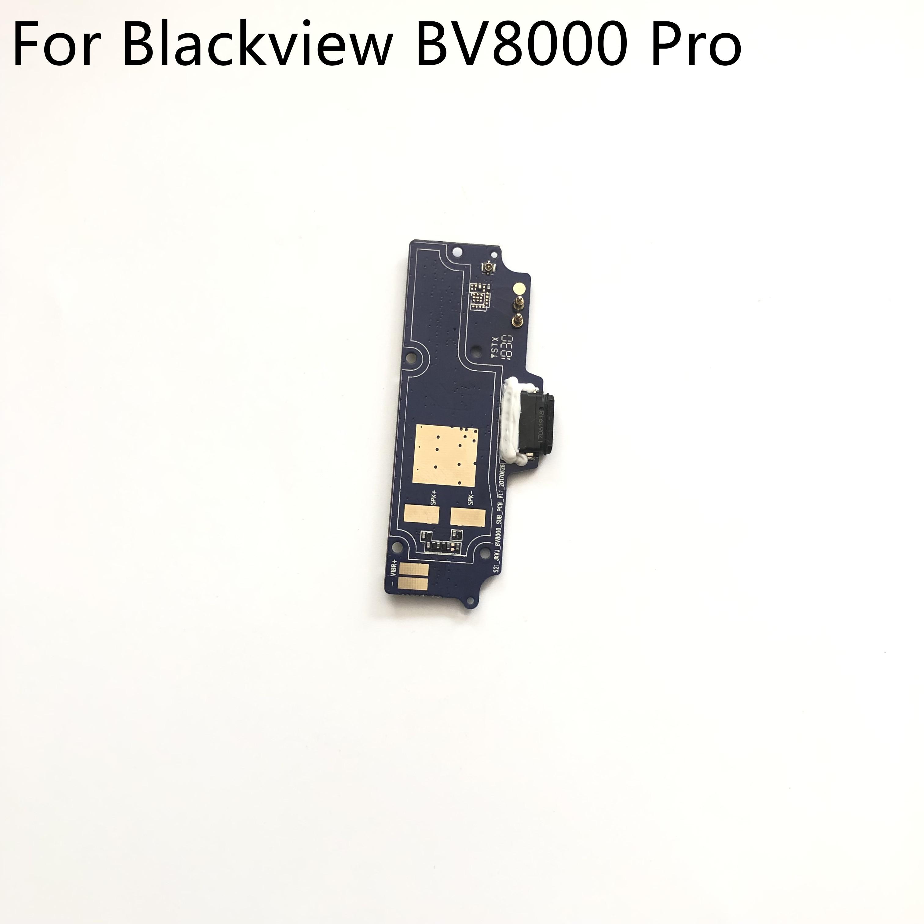 nova blackview bv8000 original usb plug placa de carga para blackview bv8000 pro