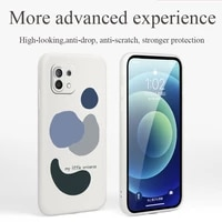 smiley planet phone case for xiaomi mi 11 10t 10 lite 9t note 10 redmi note 10 9 9t 8 8pro 7 7pro 9 9a k40 k30 liquid silicone