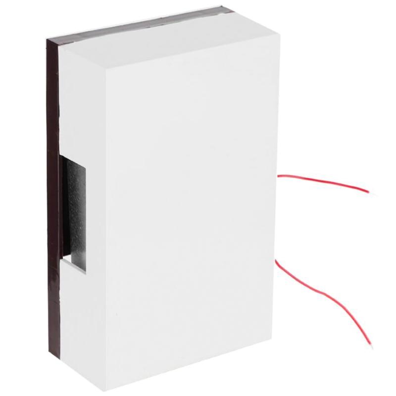 Timbre de Puerta inteligente con cable de HOT-220V, sistema de Control de...