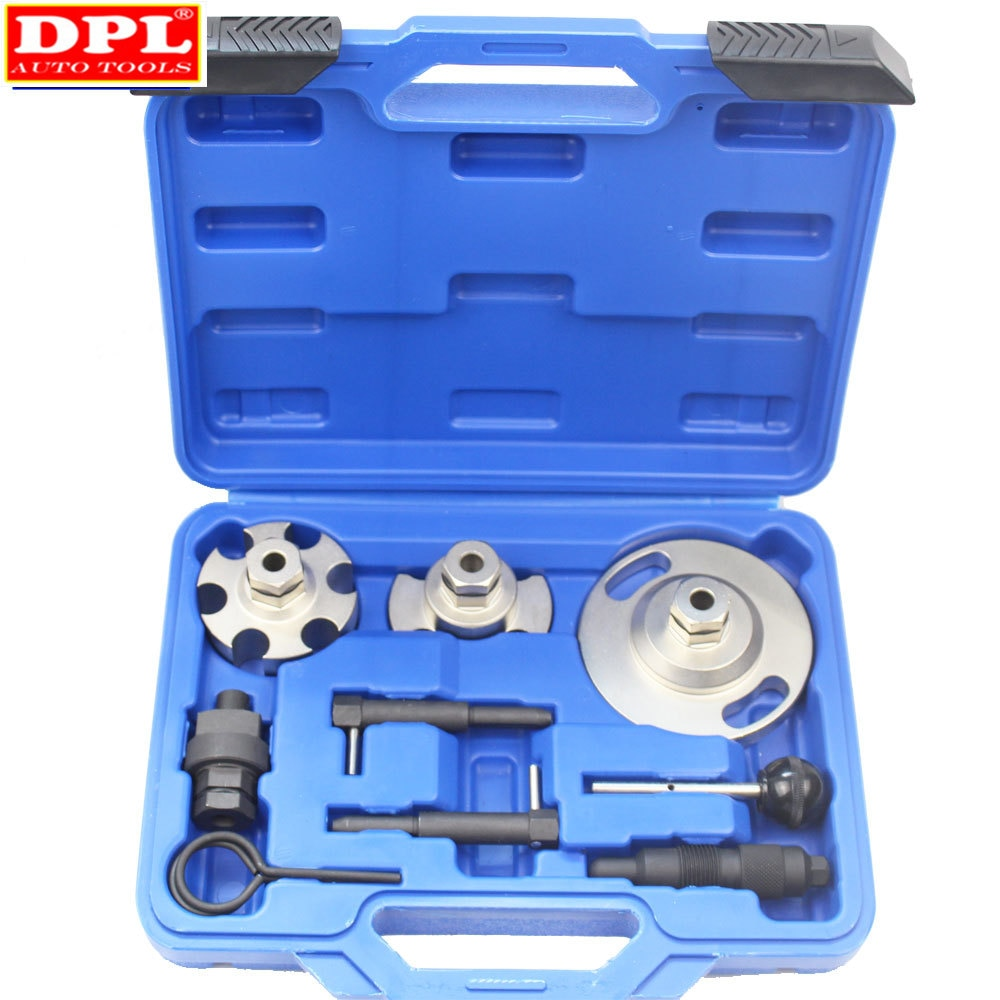 أداة إصلاح محاذاة قفل عمود الكامات لتوقت المحرك ، لأودي طوارق A4/VAG2.7 و Q7/3.0 ، أدوات المرآب
