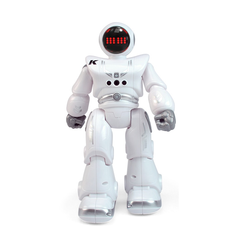 2021 NEW  R18 Smart Remote Control Sensing Battle Robot  Smart Voice Dialogue Programmable Robot Toys For Children