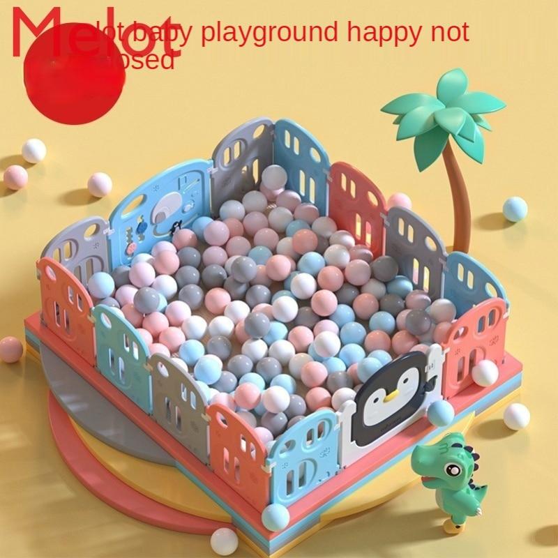 البحرية الكرة الرضع ملعب الأطفال طفل لعبة الكرة داخلي المنزل سميكة بوبو الكرة بوابة حمام السباحة