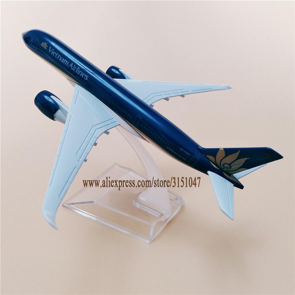 Avión NER Air Vietnam 350 Airbus A350 Airways modelo de avión de aleación de Metal modelo avión fundido a presión 16cm regalo