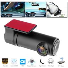 1080P  Wifi Mini Car DVR Dash Camera Night Vision Camcorder Driving Recorder Dash Cam Mini WIFI Car