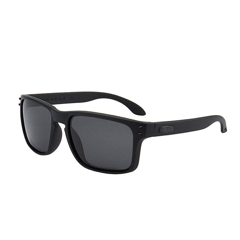 Classic 9102 Sports Polarized Sunglasses Men Women Outdoor Square Sun Glasses Fishing UV400