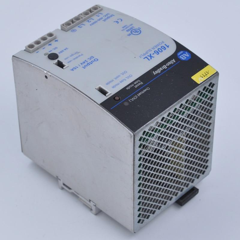 ALLEN-BRADLEY    1606-XL240E-3   DC24-28V/10A   1606-XL Switch diany enlarge