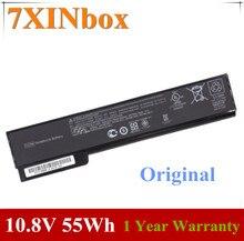 7XINbox 10.8V 55wh Dorigine batterie dordinateur portable CC06 Pour HP EliteBook 8460p 8460w 8560p pour ProBook 6360b 6360t 6460b 6465b 6560b
