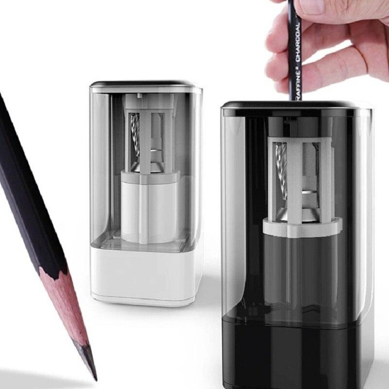 tenwin-afilador-electrico-profesional-para-ninos-herramienta-mecanica-automatica-de-alta-resistencia-color-blanco-y-negro