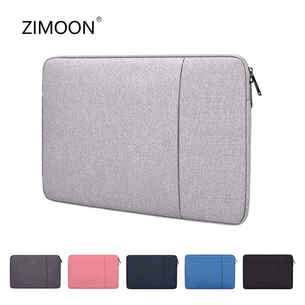 Laptop Sleeve Bag with Pocket for MacBook Air Pro Ratina 11.6/13.3/15.6 inch 11/12/13/14/15 inch Not