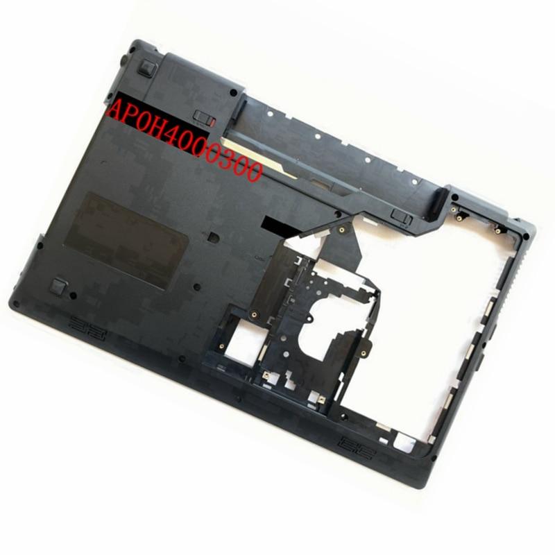 غطاء علوي لجهاز Lenovo G770 G780 2182 ، غطاء مسند المعصم العلوي ، حافظة سفلية ، غطاء أساسي AP0O5000A00 AP0H4000300