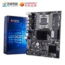 HUANANZHI X58-RX 3,0 V110 Motherboard X58 Für Intel LGA 1366 X5650 X5675 DDR3 1066/1333MHz 16GB PCI-E SATA 2,0 USB 3,0 M-ATX