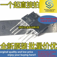 5pcs only orginal new K2750 2SK2750 TO-220F plastic package MOS tube 3.5A 600V imported brand new or