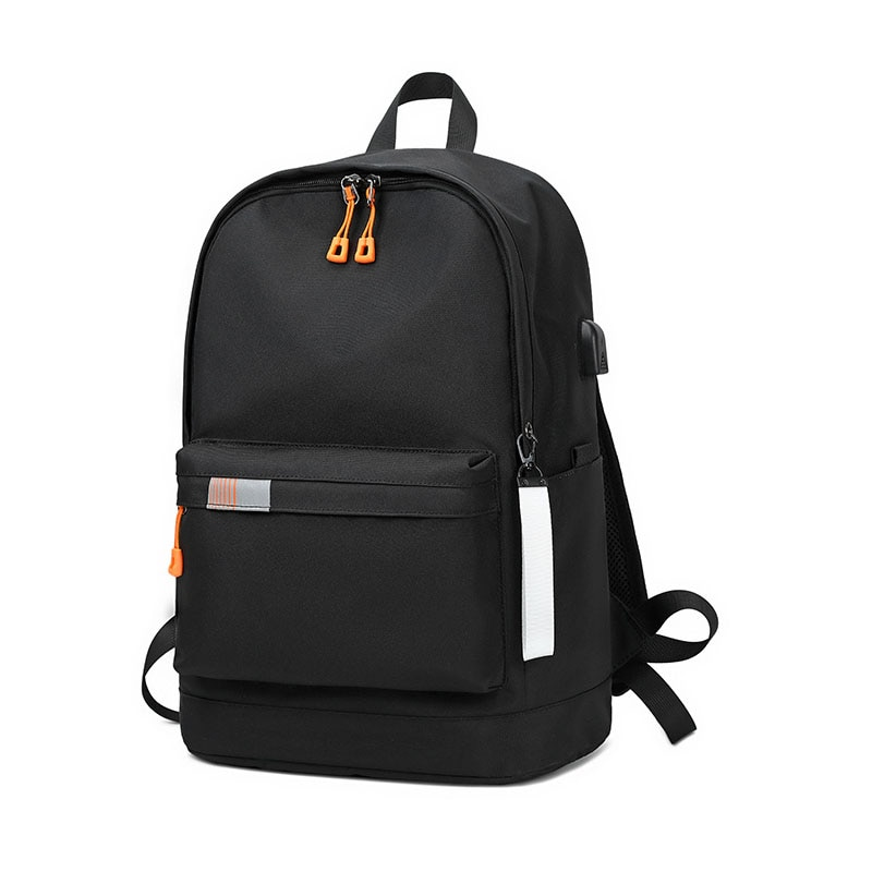 Backpack Women College Style Casual Student Bag Fashion Large-capacity Simplicity Young And Energeti