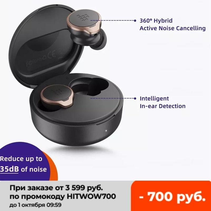 Tronsmart-auriculares inalámbricos Apollo Bold ANC con Bluetooth, dispositivo con chip Qualcomm apt-x,...