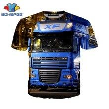 Anime 3d print hip hop t shirt Men van Women logo fashion t-shirt truck sexy kid Harajuku top tees Funny shirts homme tshirt A51