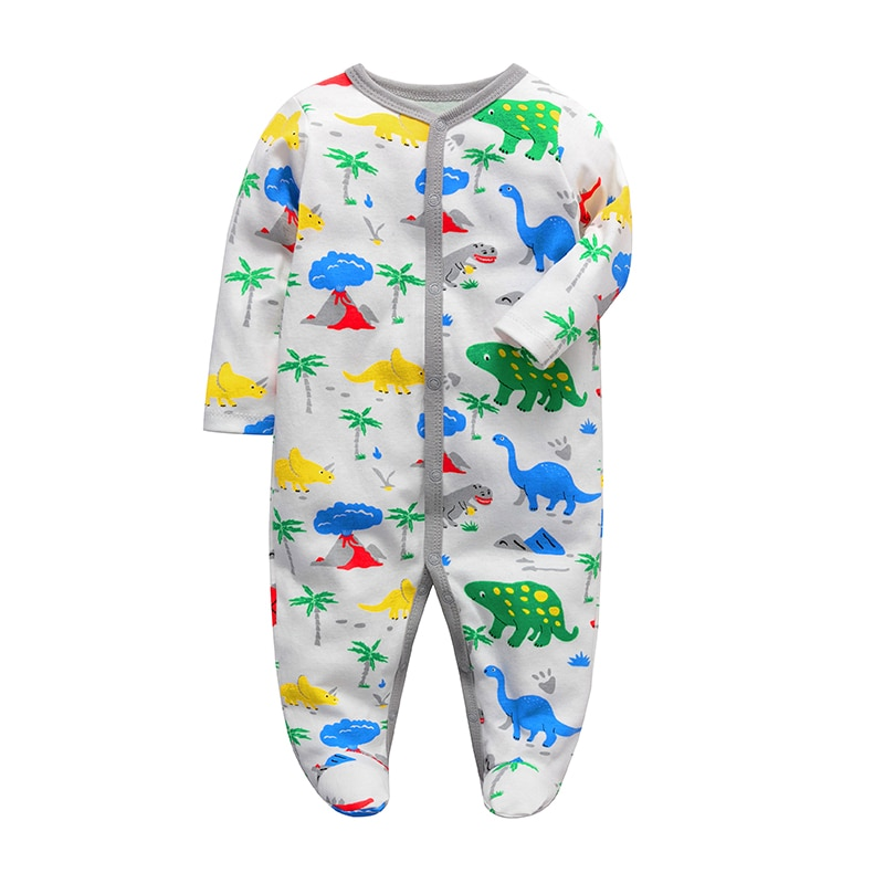 Baby Boys Girls Romper Cotton Long Sleeve Jumpsuit Infant Clothing Autumn Newborn Baby Clothes cute newborn baby clothing long sleeve cotton solid baby rompers peter pan collar girls boys clothes jumpsuit infant costumes