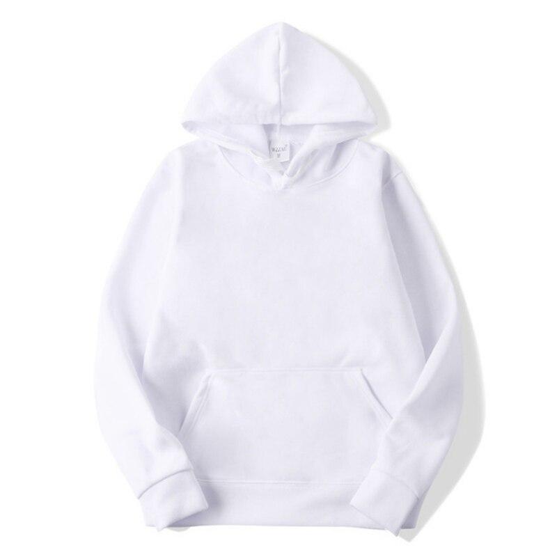 Sudaderas con capucha de marca de moda para mujer 2020 otoño para hombre/mujer sudaderas con capucha de Color sólido para hombre Hip Hop Streetwear Hoodie