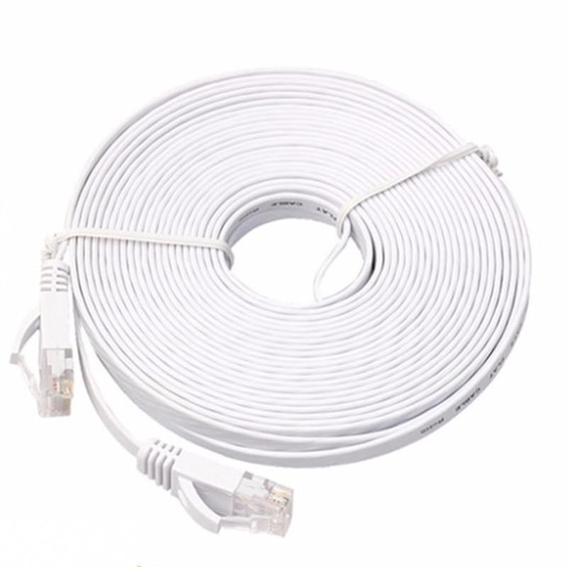 Cable Ethernet Cat 6, Cable de red de alta velocidad RJ45 de...