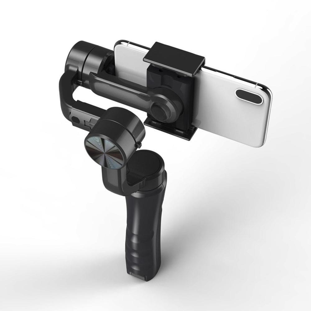Hot Sale 3-axis Handheld Selfie Stick Handheld Gimbal Mobile Phone Stabilizer Anti-shake Selfie Stick Outdoor Camera Gimbal