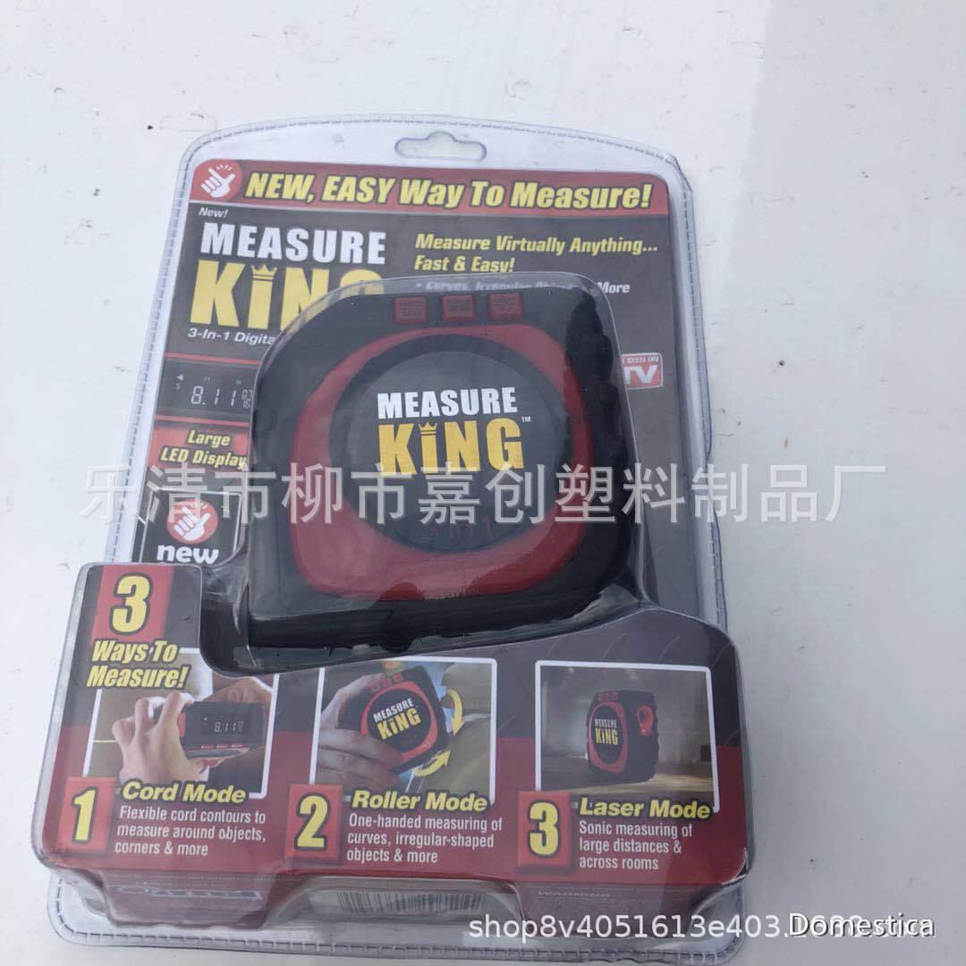 Medida de cinta de medir Digital 3 y 1 cinta de medición láser Digital cinta profesional medidor de distancia láser Digital