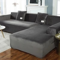 sofa cover geometric couch cover elastic sofa cover for living room pets corner l shaped chaise longue sofa non slip slipcover