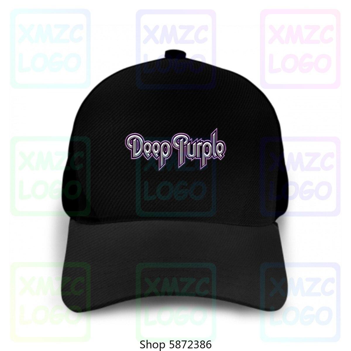 Roxo profundo highway star novo boné de beisebol dos homens dtg impresso boné de beisebol tamanho s 7xl boné de beisebol chapéus femininos