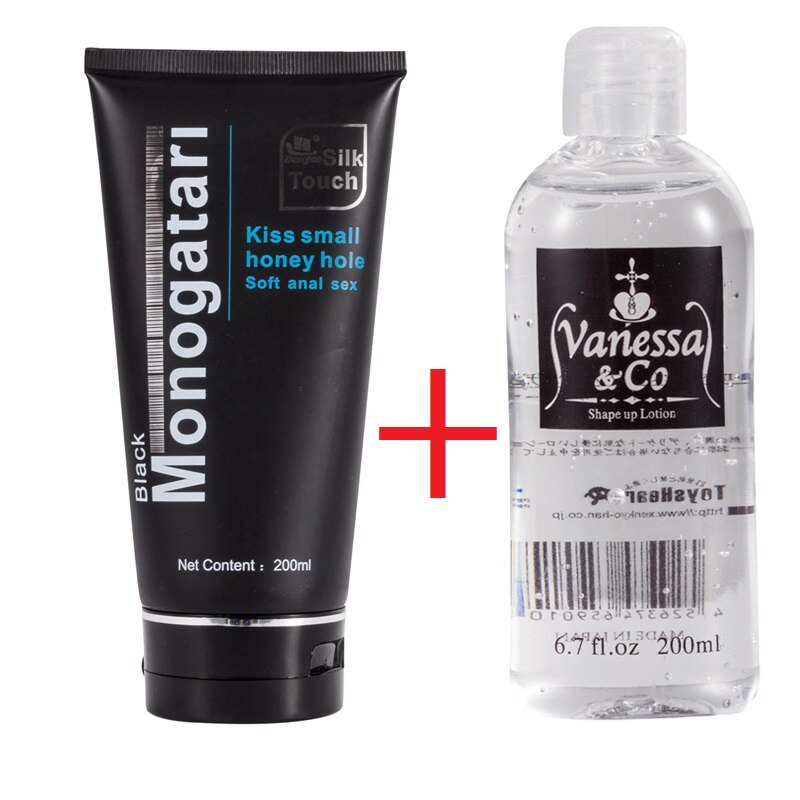 Sex Shop Lubricant for Sex Japan Anal Vagina Lube Gel Erotic Goods Toys for Adults Drop Shipping 200+200ml