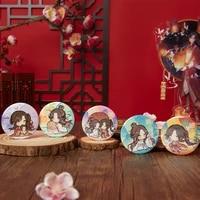 wholesale chinese anime tian guan ci fu hua cheng xie lian kawaii metal badge antiquity classic cosplay creative party gifts