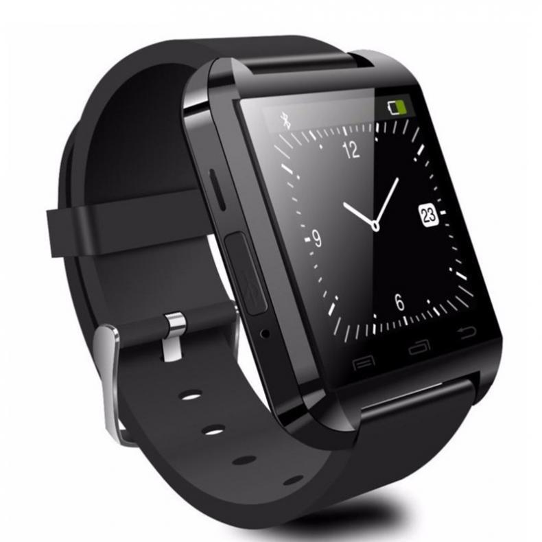 U8 inalámbrico Bluetooth reloj inteligente Compatible con para iPhone / Samsung / HTC / Sony / Lenovo / Huawei / Xiaomi