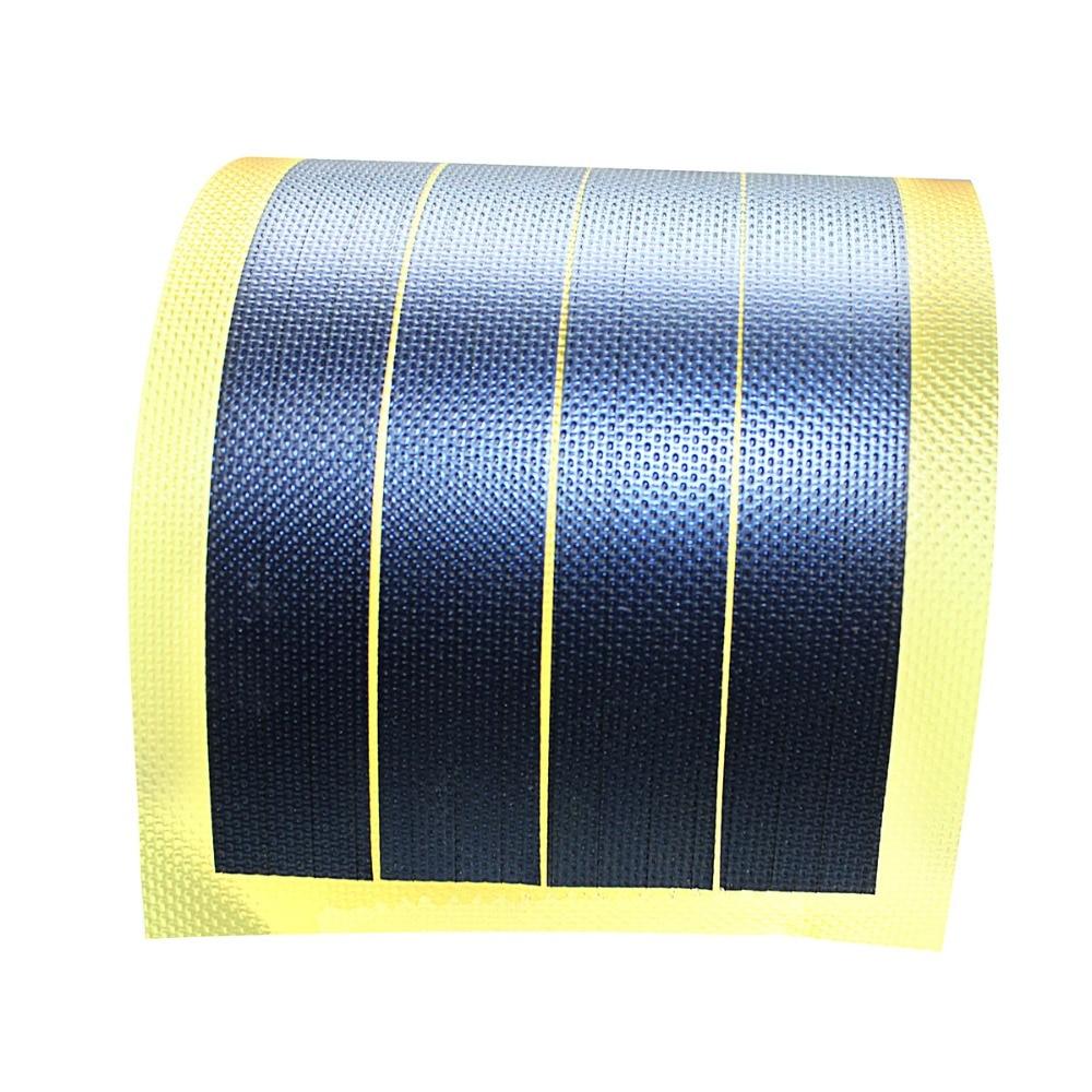 Panel Solar de película delgada, Cargador Solar Flexible, Placa Solar Zonnepaneel, bricolaje,...