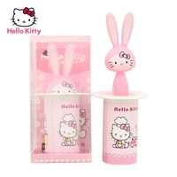 hello kitty simple automatic pop up household toothpick box creative cartoon push toothpick holder