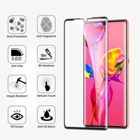 tempered glass phone case for huawei p30 pro cover protective glas screen protector film on huawey mate 20 pro accessories shell