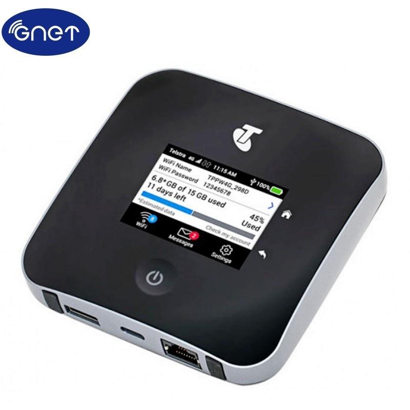 Разблокированный Wi-Fi роутер Netgear MR2100 Nighthawk M2 CAT20 4GX Gigabit 2000 Мбит/с 4g со слотом для sim-карты LTE