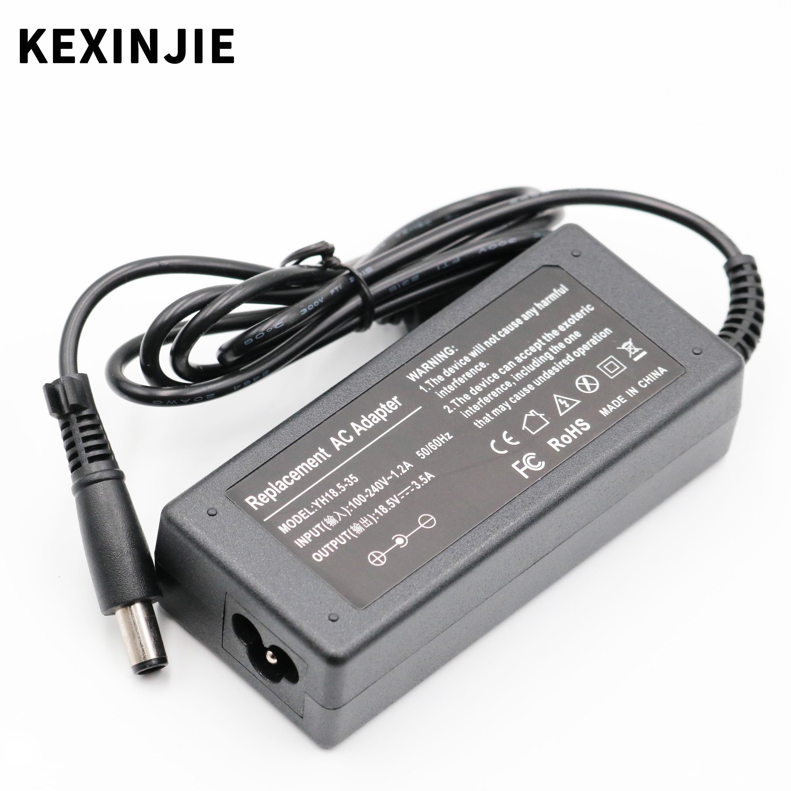 18,5 V 3.5A 65W оригинальный адаптер переменного тока зарядное устройство источник питания для HP Probook 430 440 450 455 640 645 650 655 G1 G2 18.5V3.5A