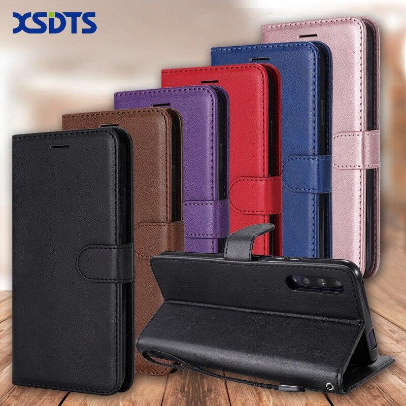 XSDTS Flip Case For Huawei P Smart Pro Plus Z 2019 Enjoy 7s 9s 2020 Luxury PU Leather Wallet Phone Case Coque