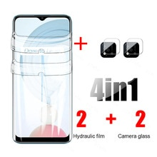 realmy realmi c21 hydrogel film camera lens protective for oppo realme real me c21 c 21 21c realmec2