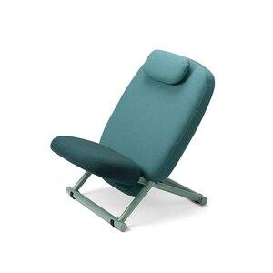 GY Recliner Modern Minimalist Designer Home Leisure Chair Couch Office Armchair