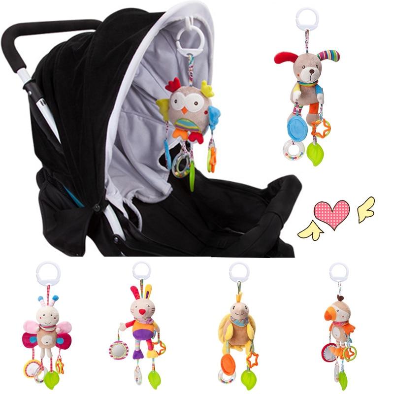 Baby spielzeug 0-12 monate für kleinkinder jungen montessori 13 24 plüsch kind spielzeug mobile kuscheltiere kinder entwicklung krippe rassel