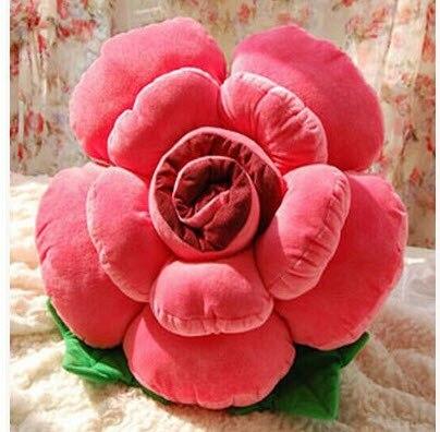 50 см романтический подарок на день Святого Валентина, игрушка, подушка в виде Розы, большая подушка в виде Розы, Свадебный декор, игрушка в ви...