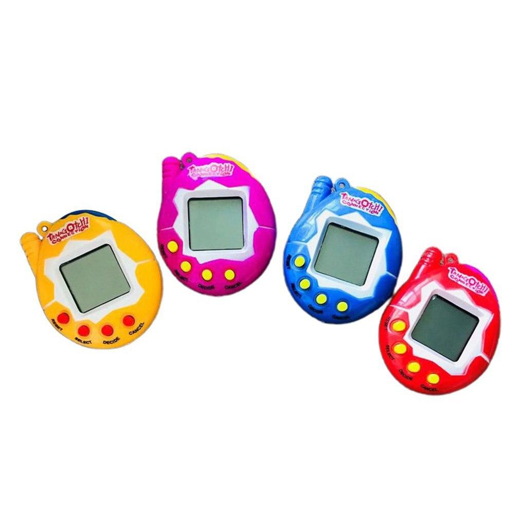 Classic Electronic Pet Toy Fun Virtual Network Toy Pet Development Game Machine Children Creative Gi