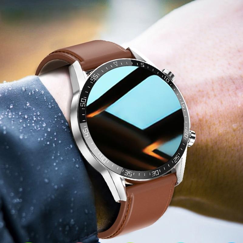 Inteligente Hombre Smart Watch 2020 Men IP68 Smartwatch Android Smart Watch for Phone Iphone IOS Huawei Xiaomi