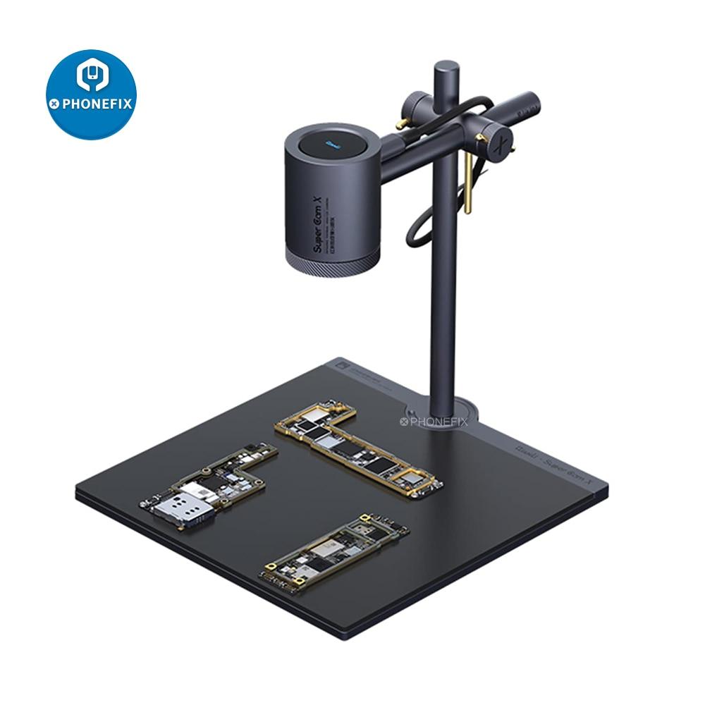 Qianli SuperCam X 3D Thermal imager Diagnosis Instrument Mobile Phone Motherboard Repair Fault Diagnosis Thermal Imaging Camera