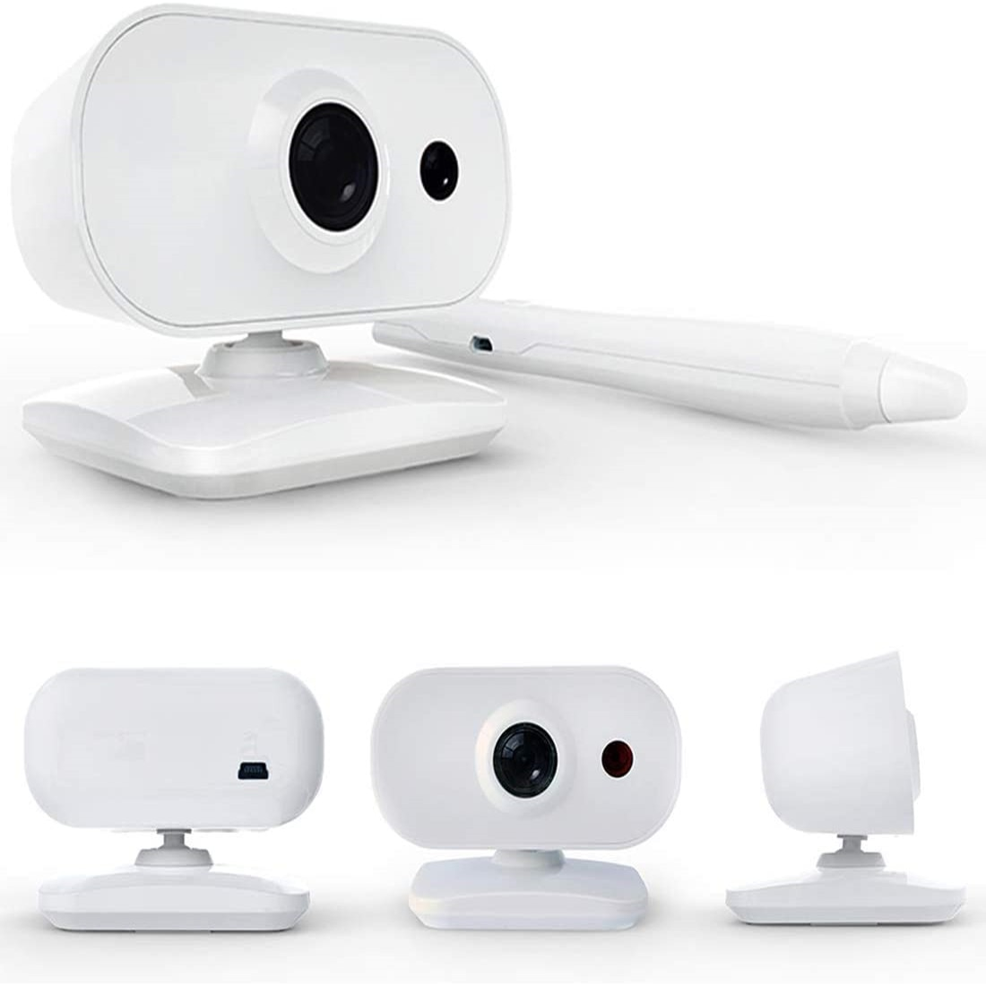 The Telephoto Portable Digital Whiteboard System Mini Smart Whiteboard Projector Is An Ideal Choice For Students And Classrooms