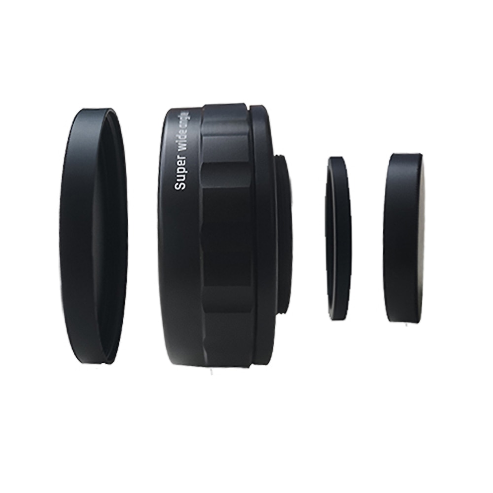 For Digital Camera 37mm Adapter Ring Super Wide-Angle Add-On Durable Lightweight And Portable Lens Camera Accessories enlarge