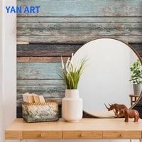 wood grain pvc wallpaper peel and stick wallpapers living room bedroom 3d floor murals vinyl wall paper home decor wall sticker