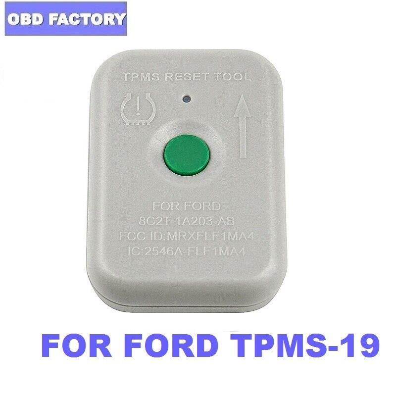 Тренировочный инструмент для программирования датчиков сброса давления в шинах TPMS19 (8C2Z-1A203-A)