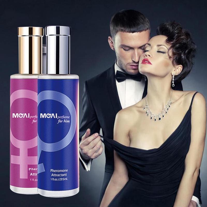 1pc Pheromone Perfumed Aphrodisiac For Men Body Spray Flirt Perfume Attract Women Scented Water Personal Magnetism Body Spray