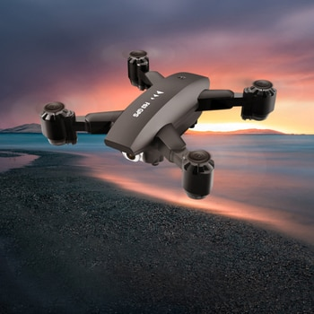 F63 drone 4K HD image transmission optical flow 5G aerial photography GPS positioning aircraft folding remote control drone