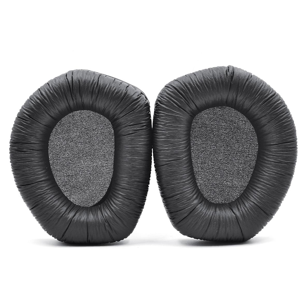 Almohadillas para la cabeza BGWORLD HDR175 HDR195, incluye reemplazo de anillo de plástico para auriculares Sennheiser RS175 RS195