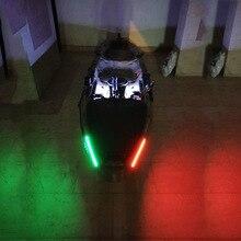Понтонный светодиодный светильник с бантом, красный и зеленый навигационный светильник, морской светодиод, байдарка, светодиодная басовая лодка
